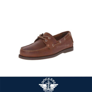 Dockers Boat Shoe (RUST)