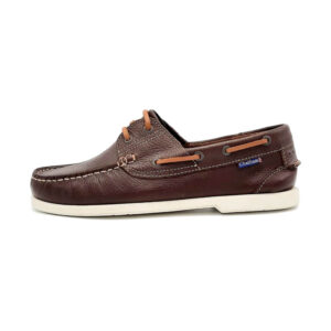 CHATHAM BOAT SHOE(BROWN)