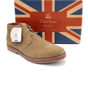 CHATHAM BOOTS (KHAKI)