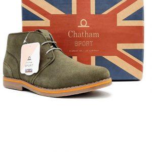 CHATHAM BOOTS (OLIVE)