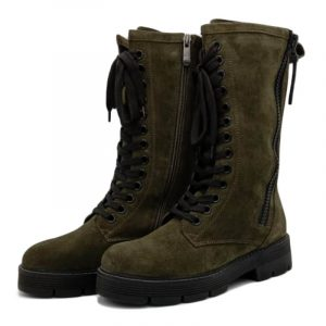 MARCO TOZZI SEUDE LEATHER BOOTS